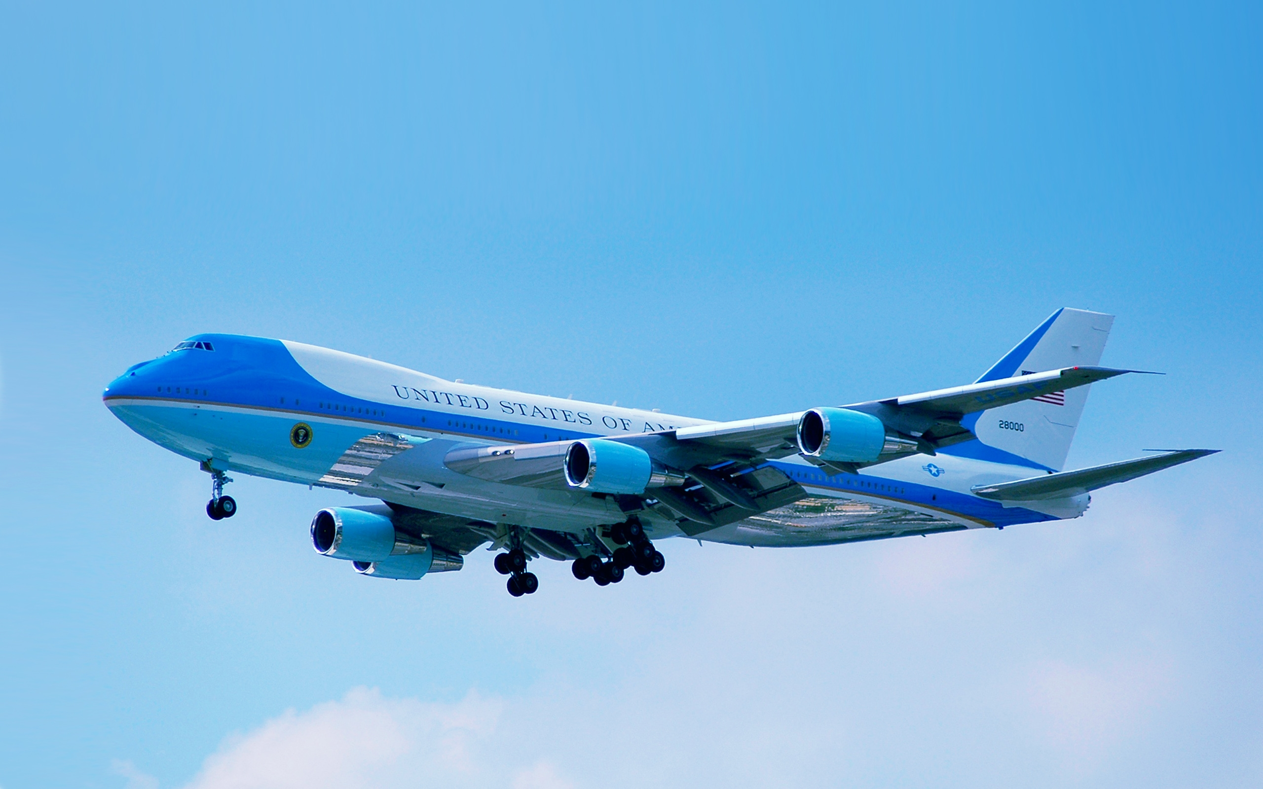 air force one widescreen background 290
