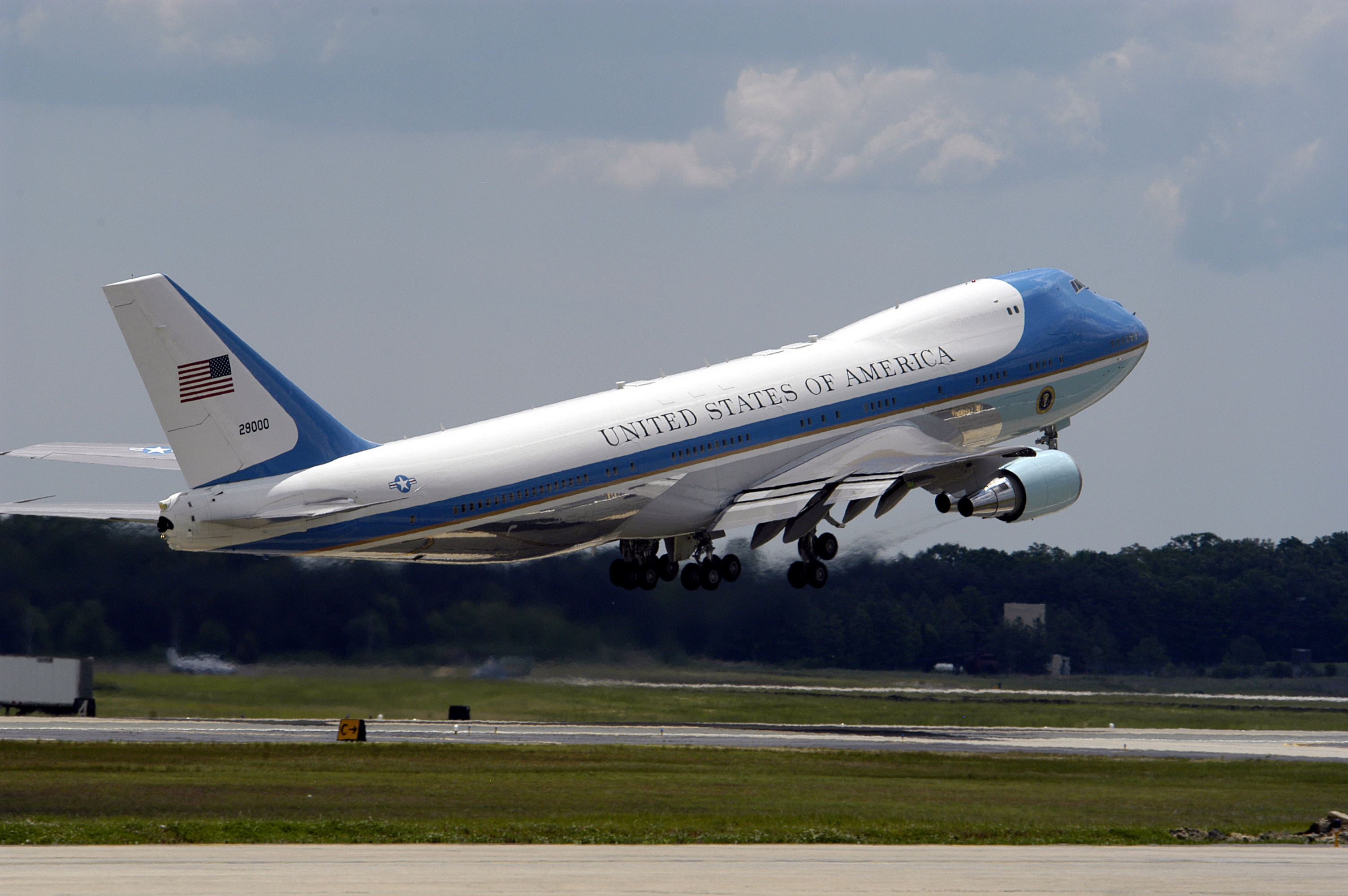 air force one widescreen background 291