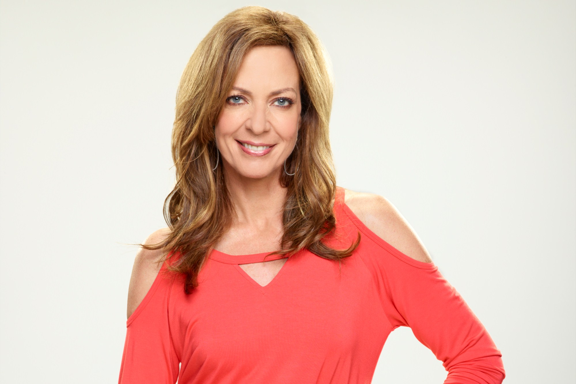 allison janney widescreen computer background 1090