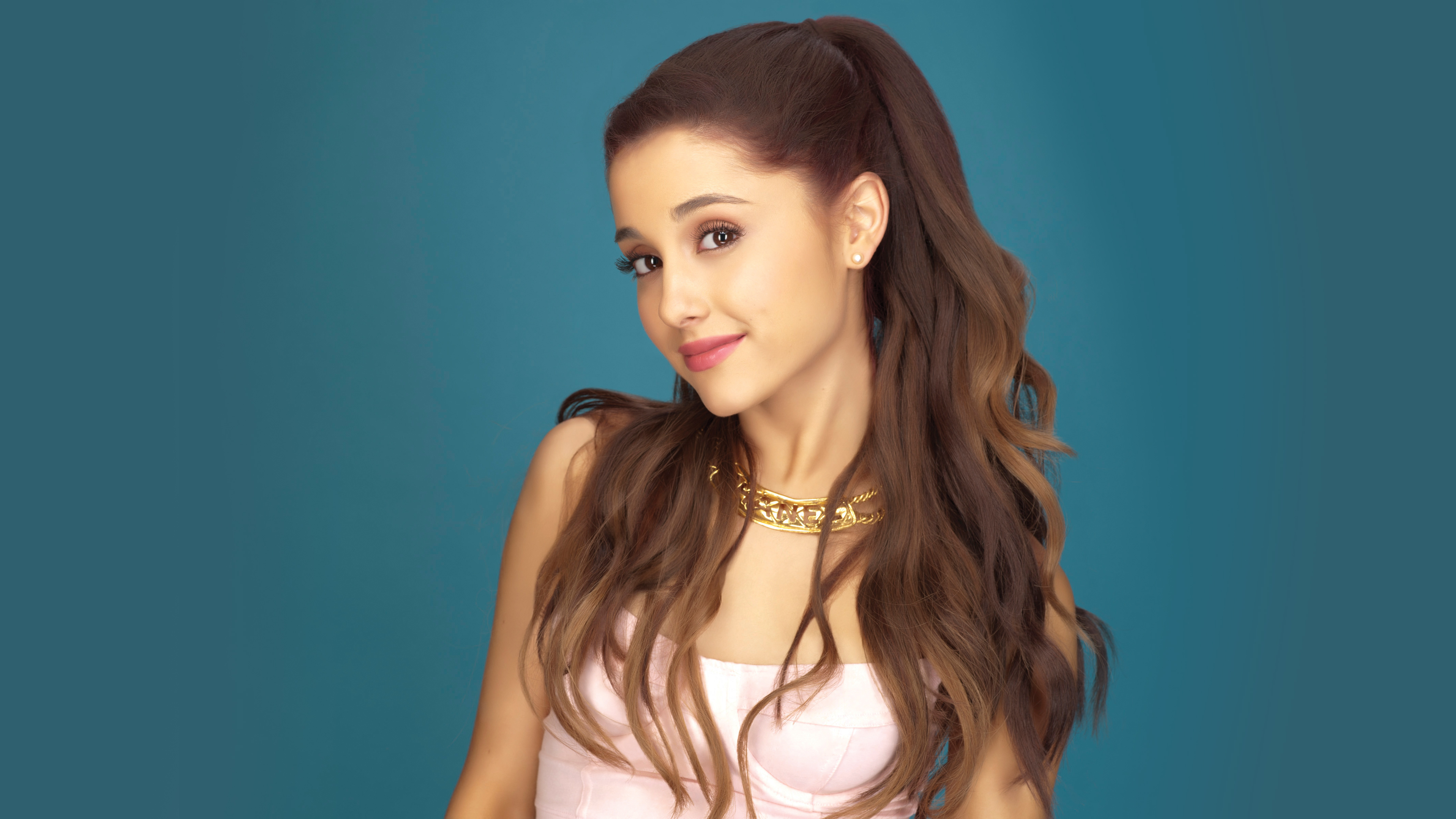 ariana grande 4k widescreen computer background 1100