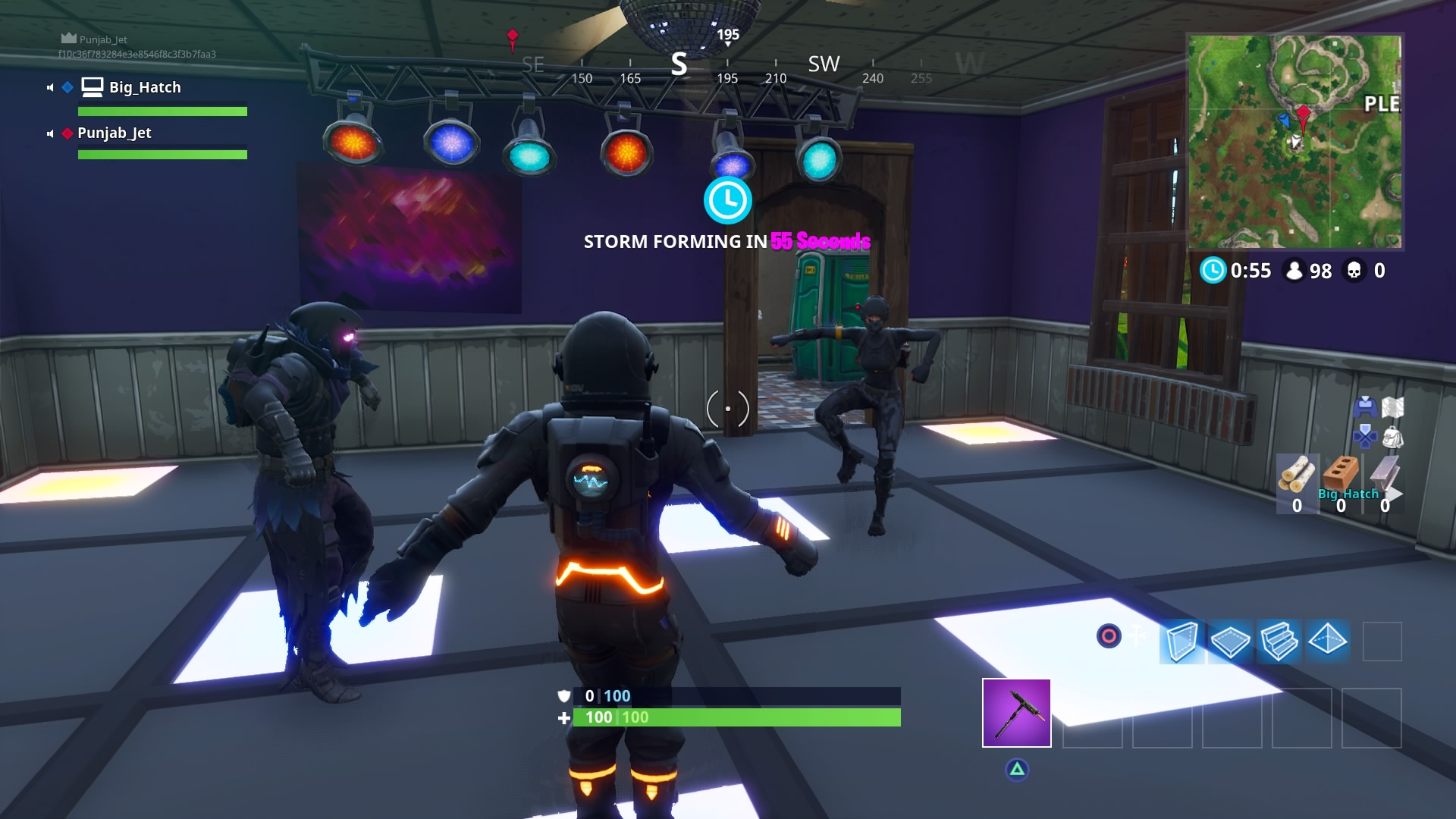 fortnite dance floor computer background 771