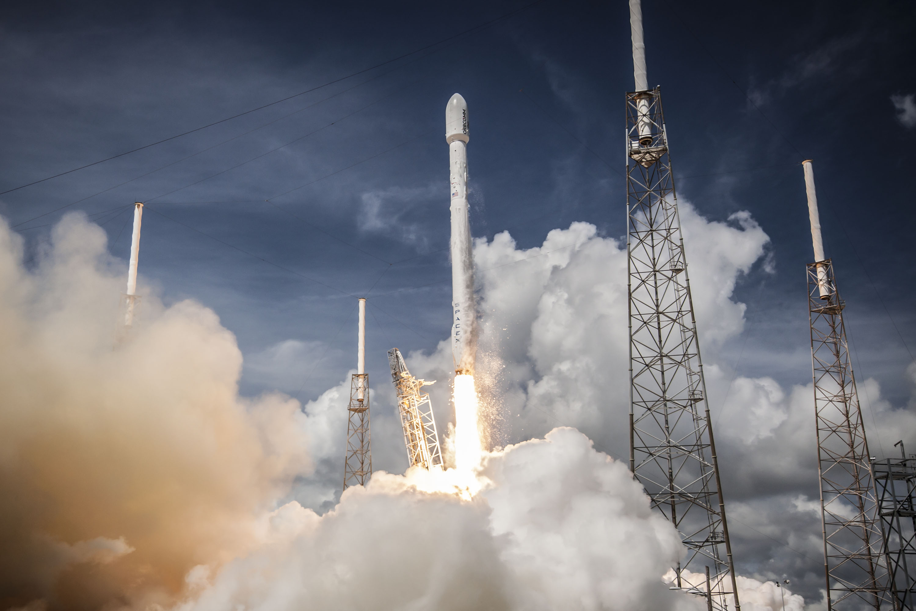 spacex computer background 259