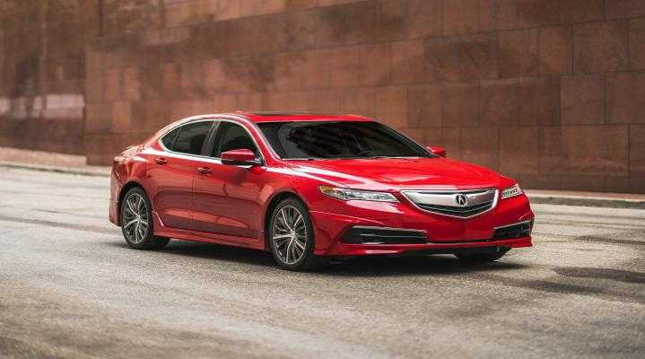 Acura TLX Desktop Wallpaper 322