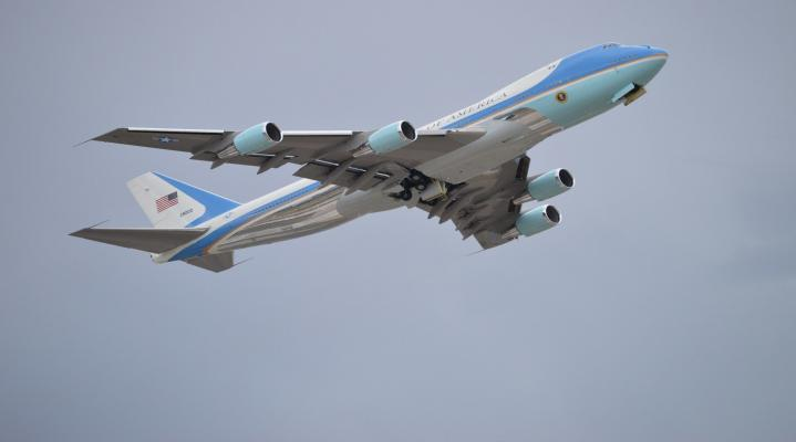 Air Force One Computer Background 293