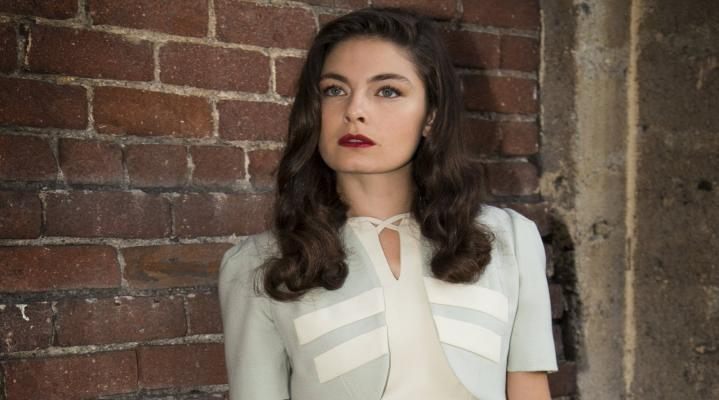 Alexa Davalos Actress Computer Background 1081