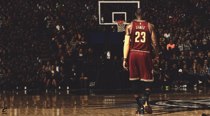 Lebron James Cavs Wallpaper 285