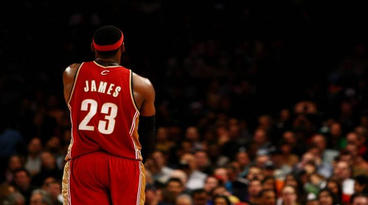 Lebron James Desktop Wallpaper 282
