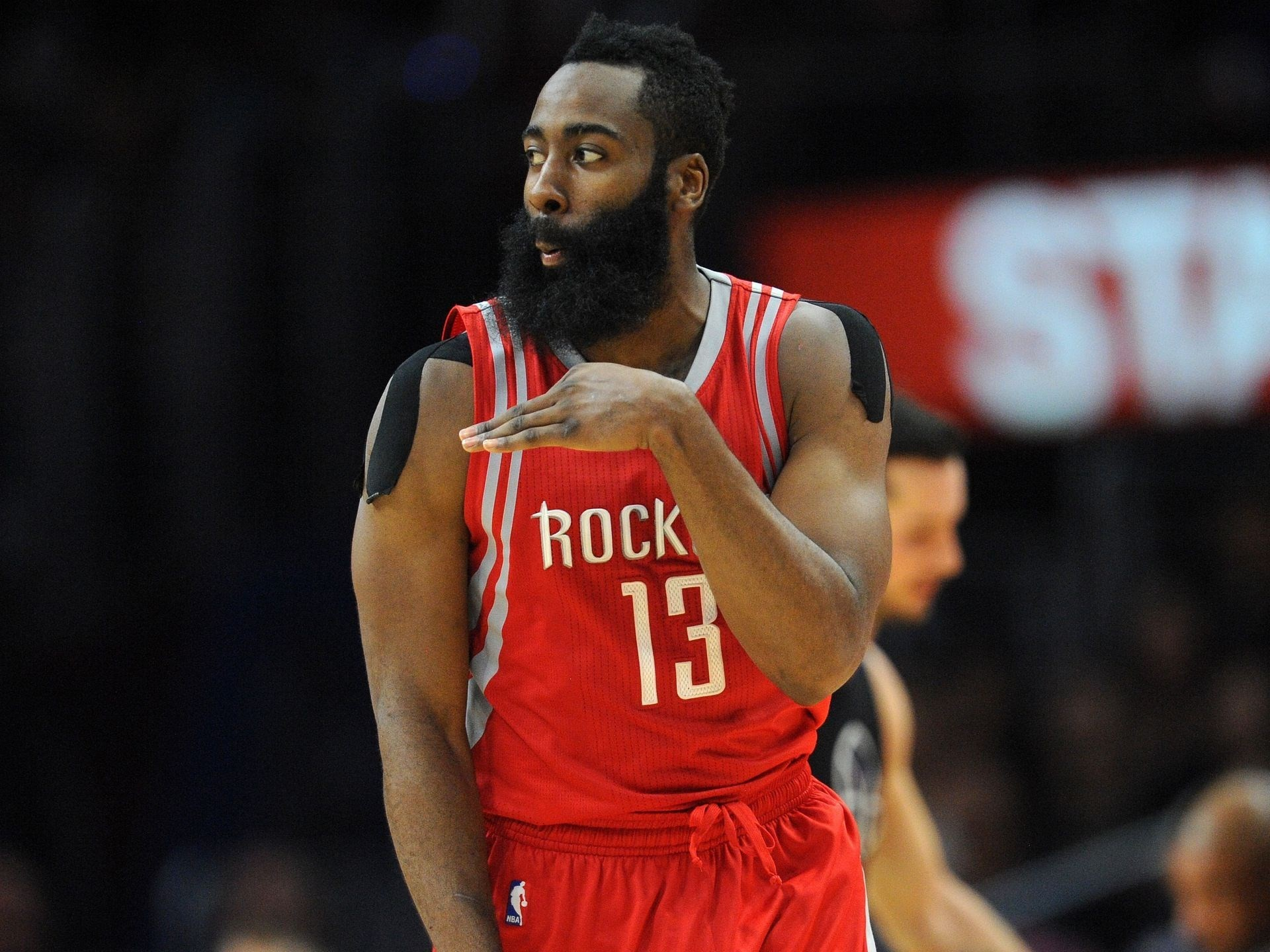 james harden houston rockets background 340