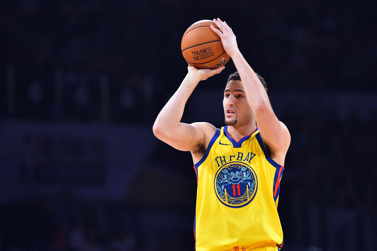 klay thompson computer background 356