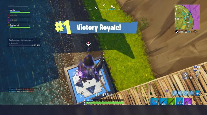 Fortnite Victory Royale Computer Background 1485