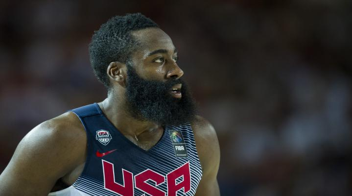 James Harden USA Computer Wallpaper 335