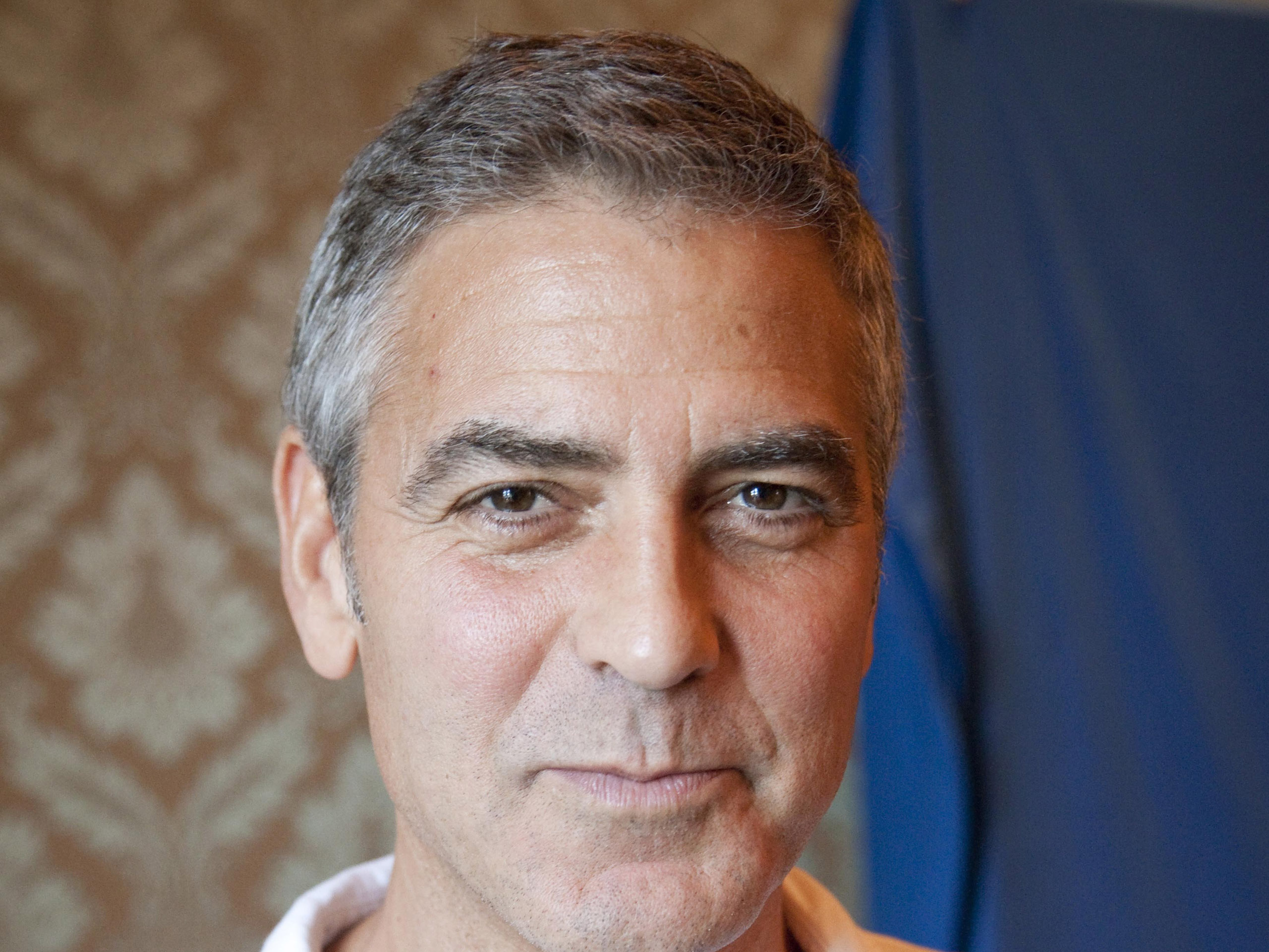 george clooney face 608