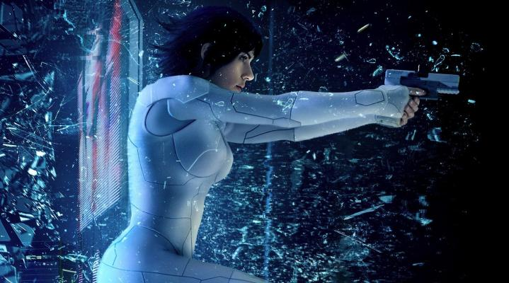 Ghost in the Shell Movie Wallpaper 640