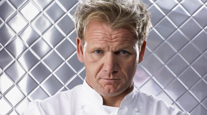 Gordon Ramsay Face Desktop Wallpaper 632