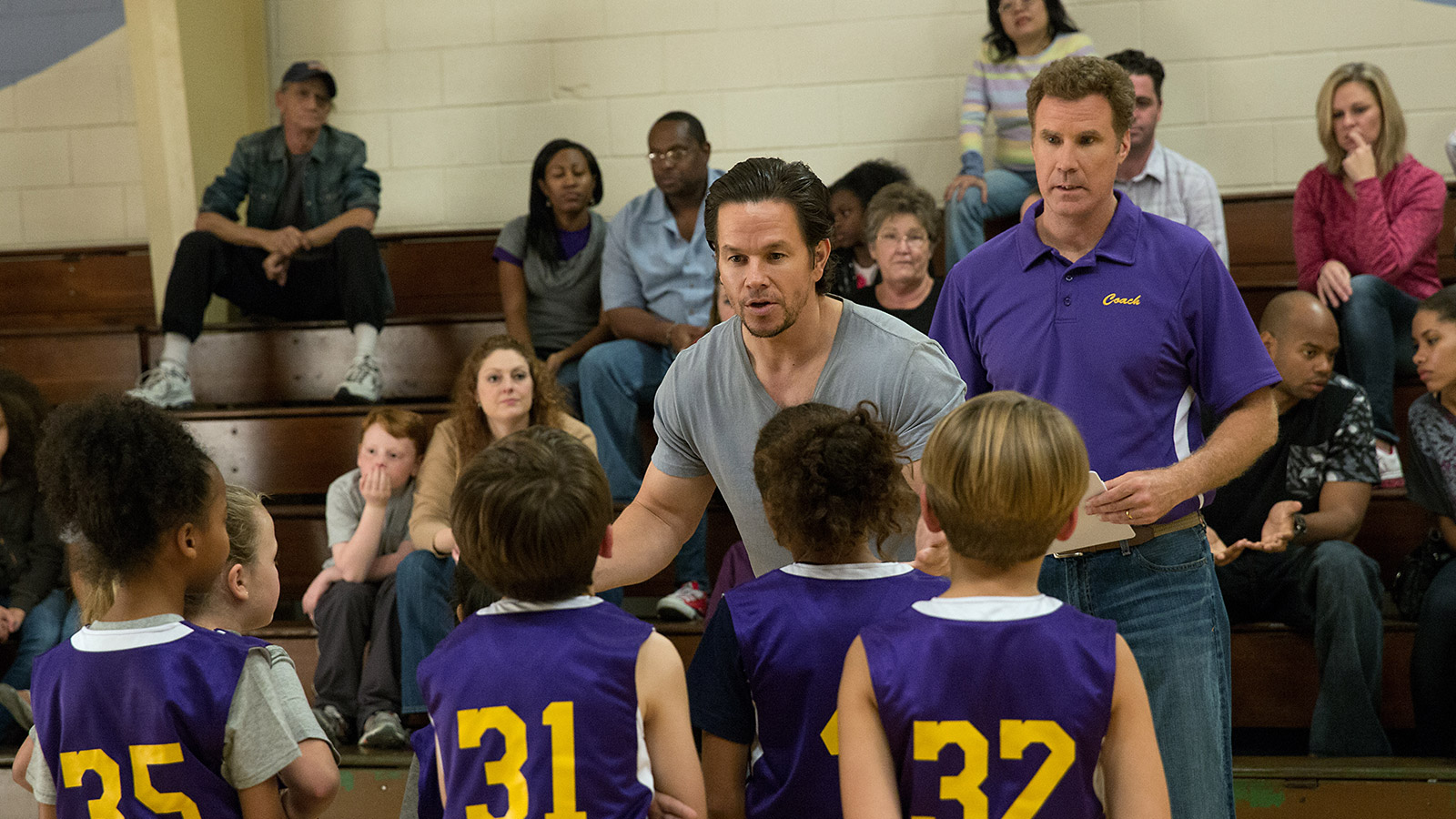 daddys home basketball scene desktop wallpaper 1034