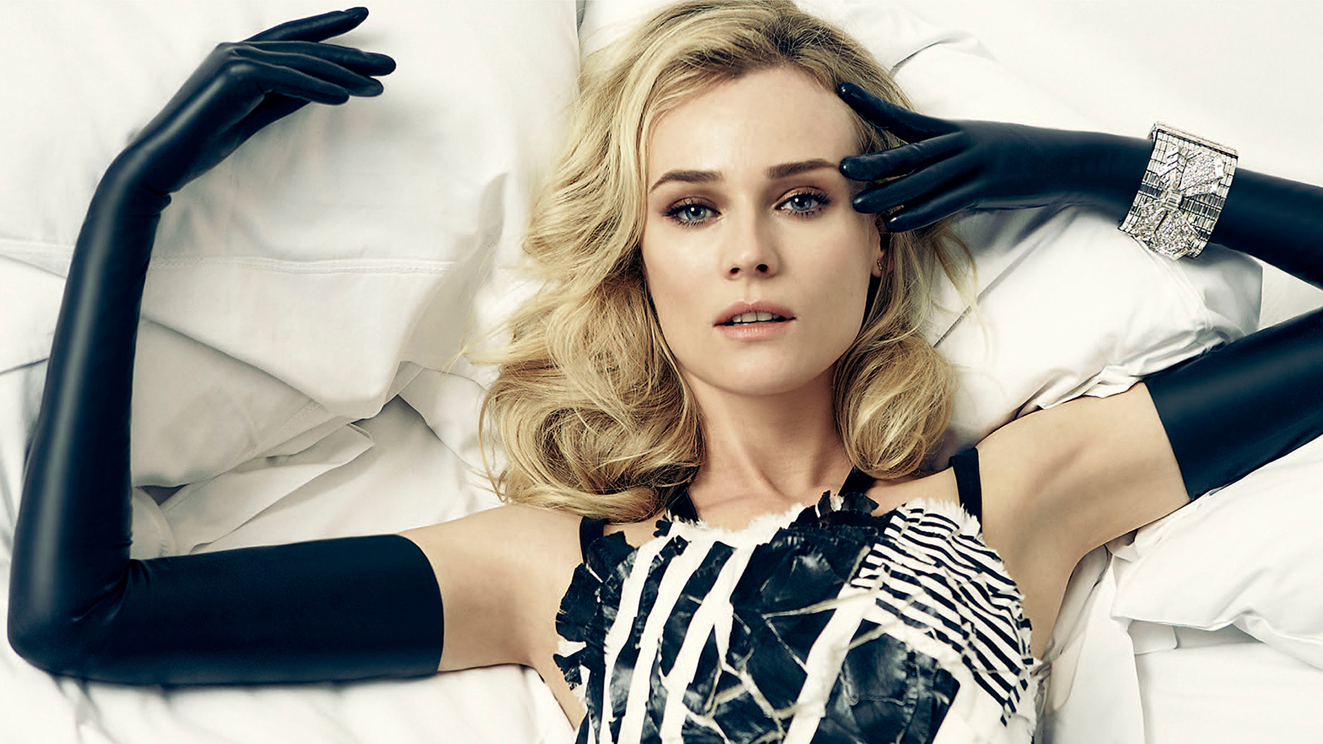 diane kruger widescreen desktop wallpaper 1408