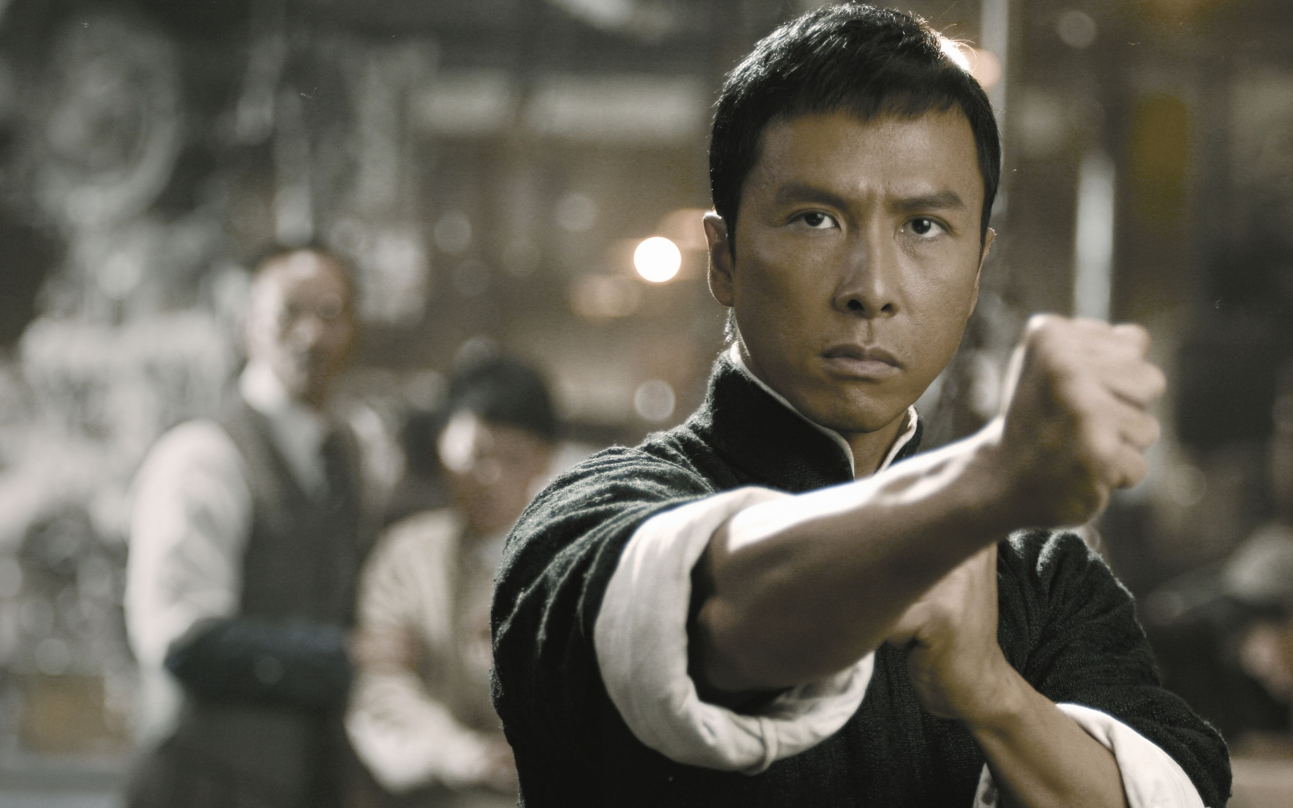 donnie yen widescreen desktop wallpaper 1417