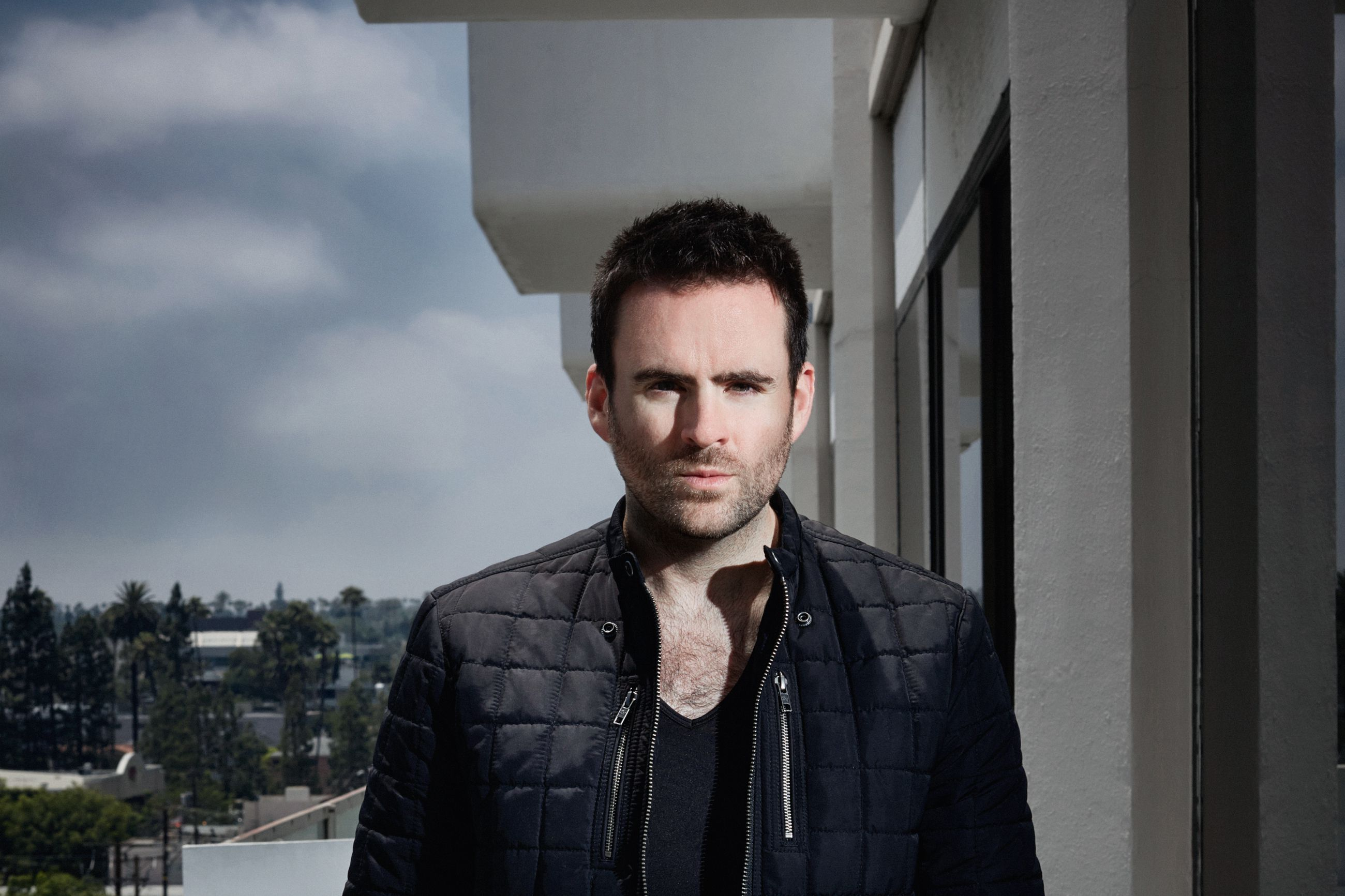 gareth emery 4k widescreen desktop wallpaper 1412