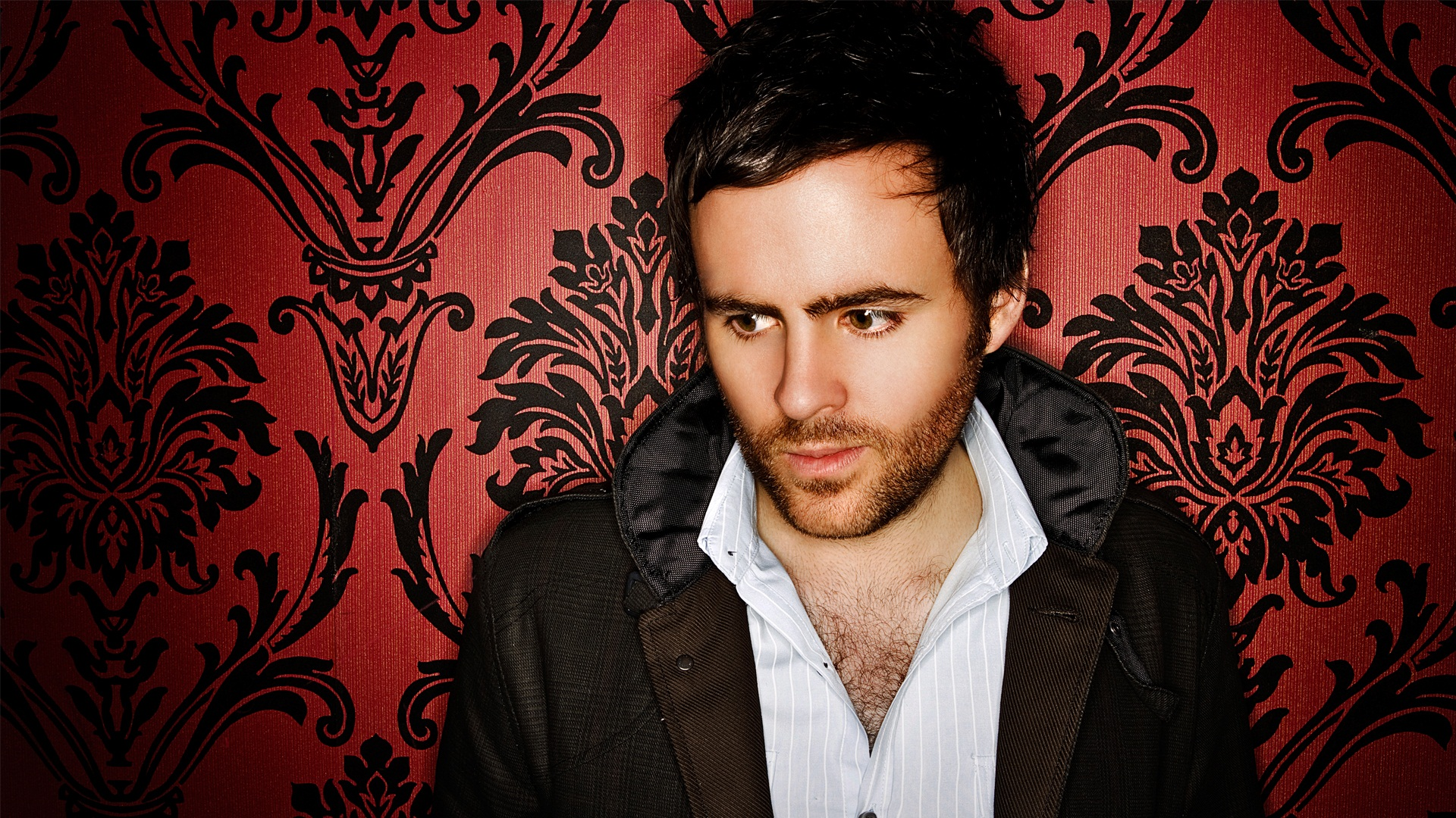 gareth emery widescreen desktop wallpaper 1411