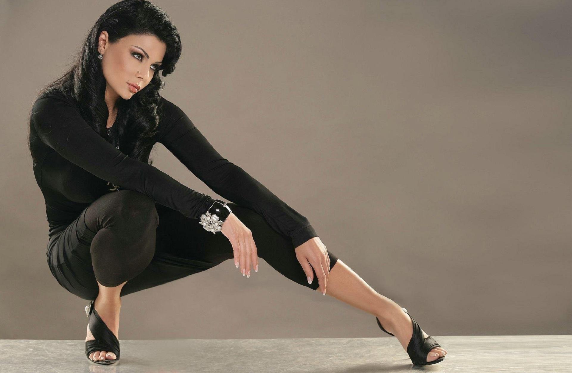haifa wehbe celebrity hd wallpaper 640