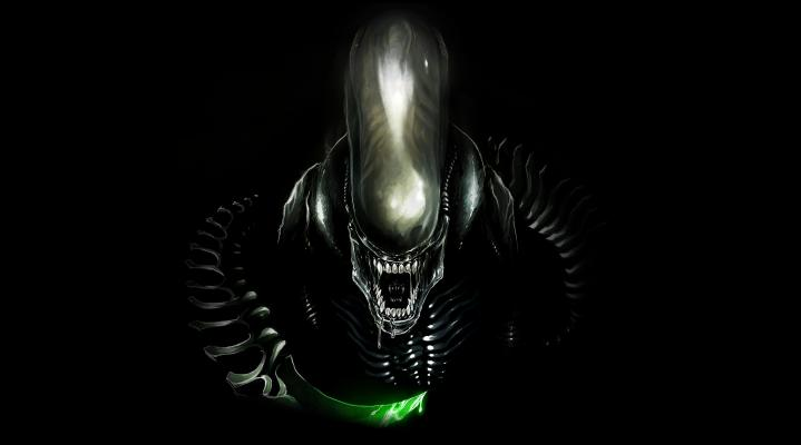 Alien Covenant 3 Saliva Movie Widescreen Computer Background 1050