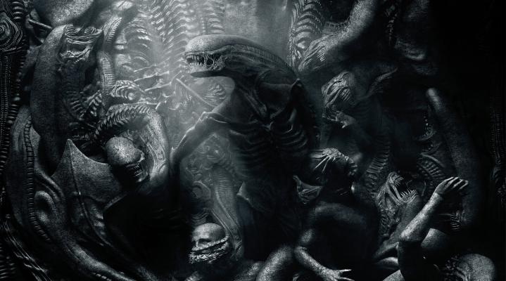 Alien Covenant Movie 4k Widescreen Computer Background 1047