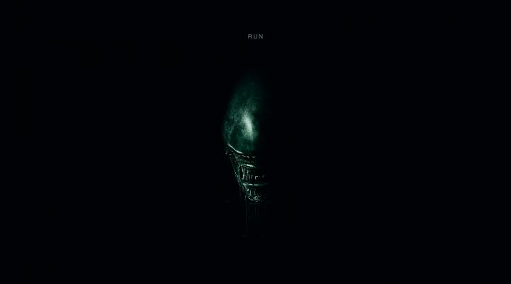 Alien Covenant Movie Logo Widescreen Computer Background 1051