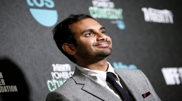 Aziz Ansari 4k Widescreen Computer Wallpaper 1020