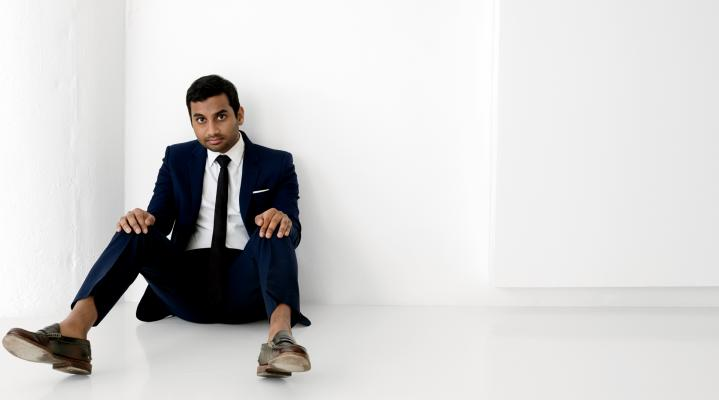 Aziz Ansari Widescreen Desktop Wallpaper 1018