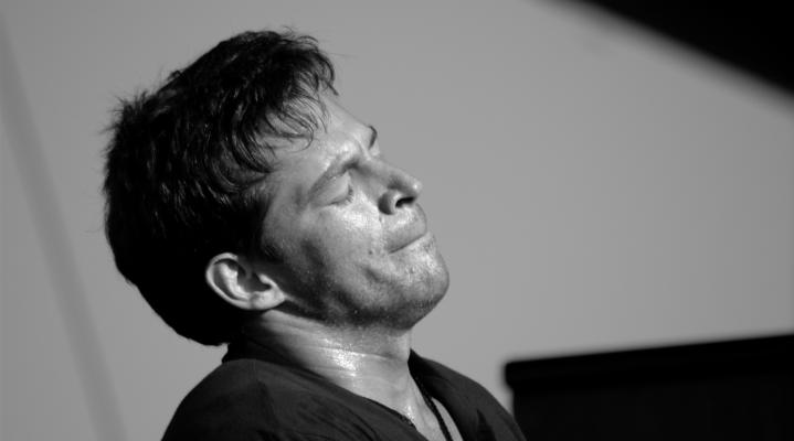 Black and White Harry Connick Jr Wallpaper 656