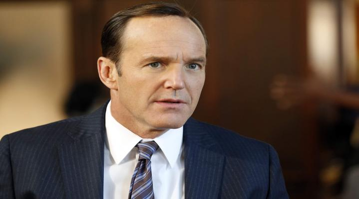 Clark Gregg 4K Widescreen Desktop Wallpaper 1402