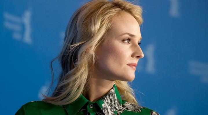 Diane Kruger Widescreen Desktop Wallpaper 1405