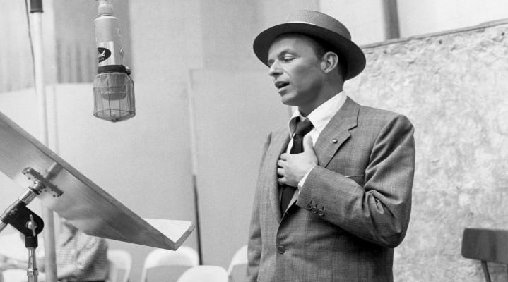 Frank Sinatra 4K Widescreen Desktop Wallpaper 1271