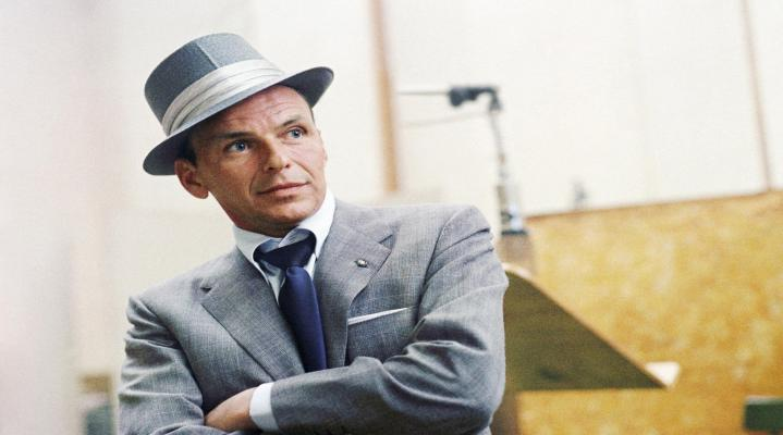 Frank Sinatra Widescreen Desktop Wallpaper 1275