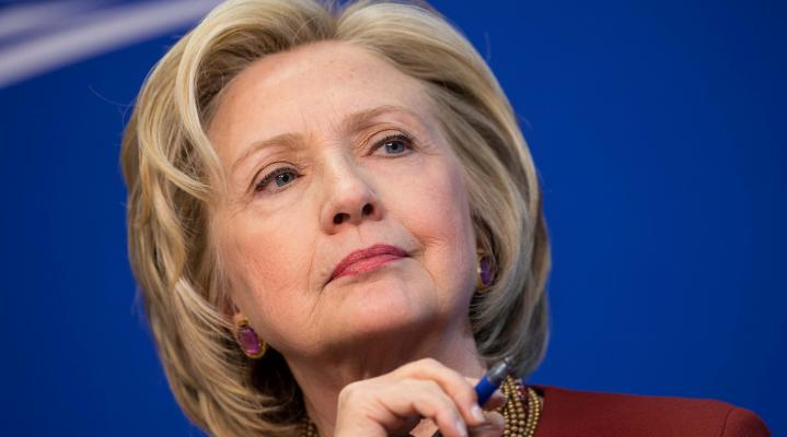 Hillary Clinton Widescreen Computer Background 1027