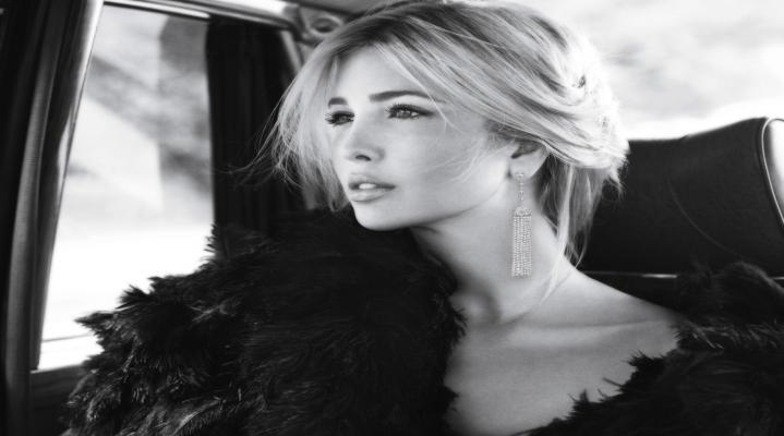 Ivanka Trump 4K Widescreen Computer Background 1363
