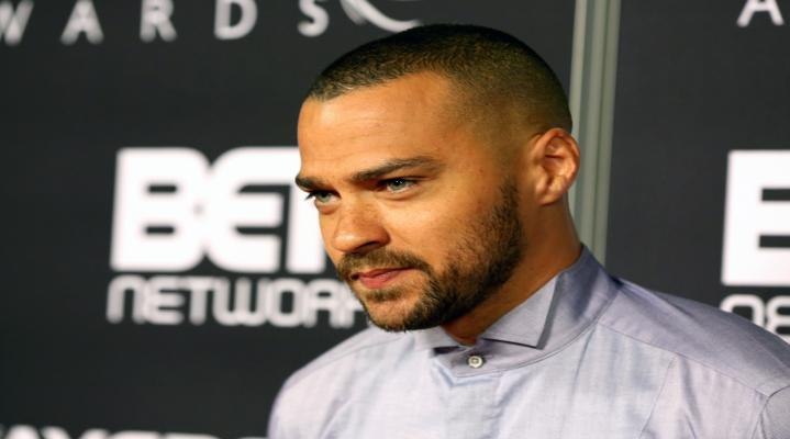 Jesse Williams 4K Widescreen Desktop Wallpaper 1398