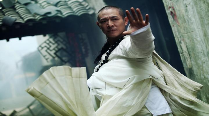 Jet Li Widescreen Computer Background 1354