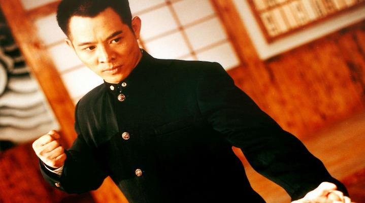 Jet Li Widescreen Desktop Wallpaper 1356