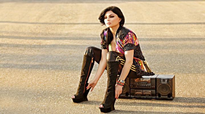 Sexy Haifa Wehbe Wallpaper 634