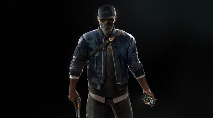Watch Dogs 2 4K Widescreen Computer Background 1346