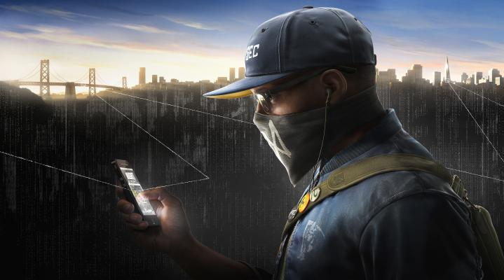 Watch Dogs 2 4K Widescreen Computer Background 1347