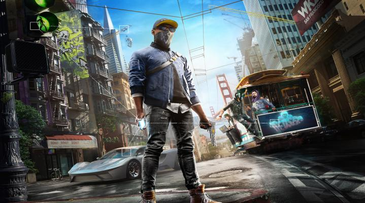 Watch Dogs 2 4K Widescreen Desktop Wallpaper 1342