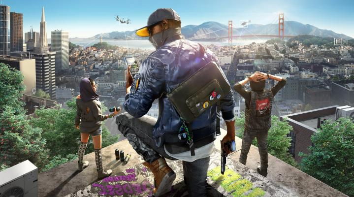 Watch Dogs 2 Computer Wallpaper 1351