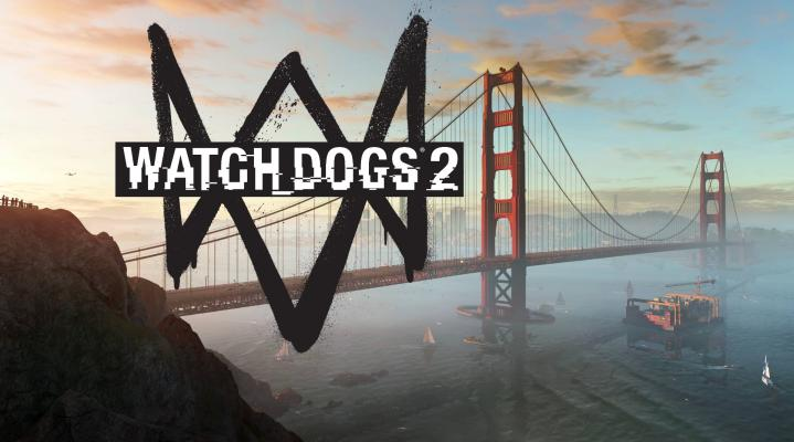 Watch Dogs 2 Widescreen Computer Background 1348