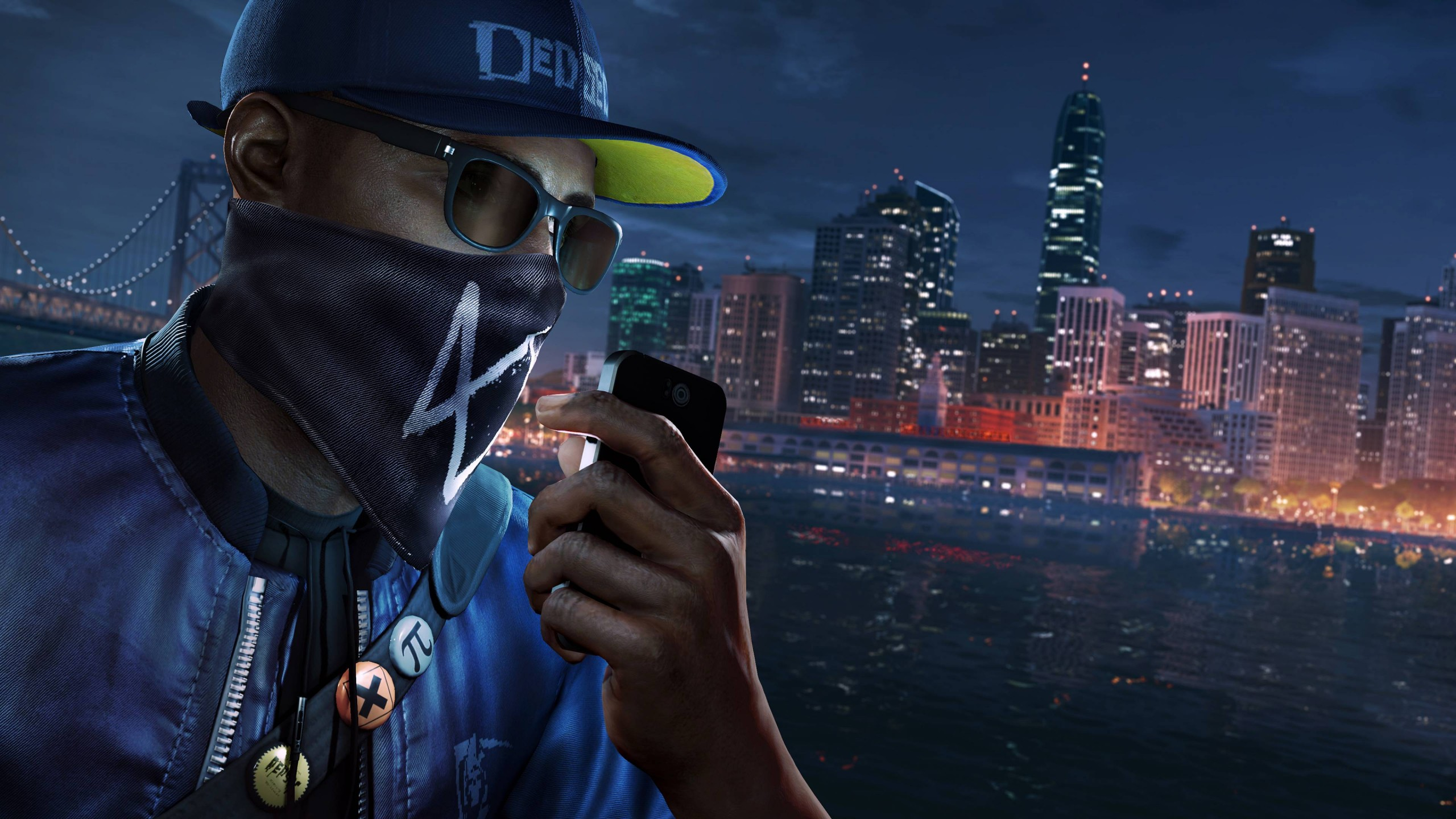 Watch Dogs 2 4k Computer Wallpaper 1350 2560x1440 Px