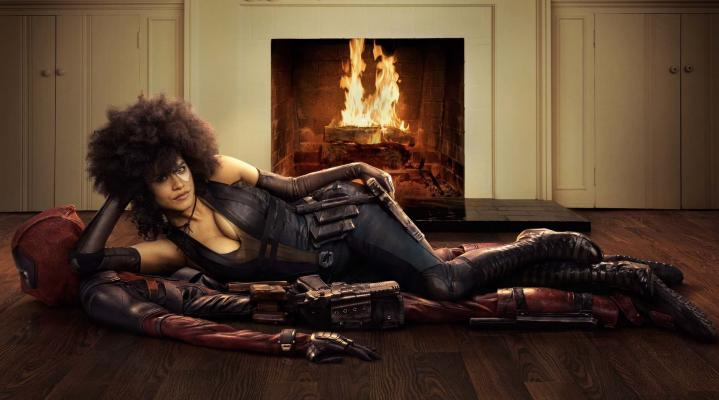 Zazie Beetz Deadpool 2 Wallpaper 1655