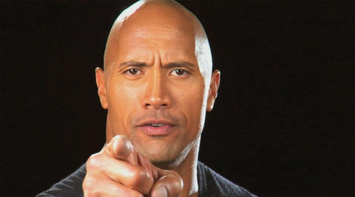 Dwayne Johnson 4K Background Wallpaper 2222