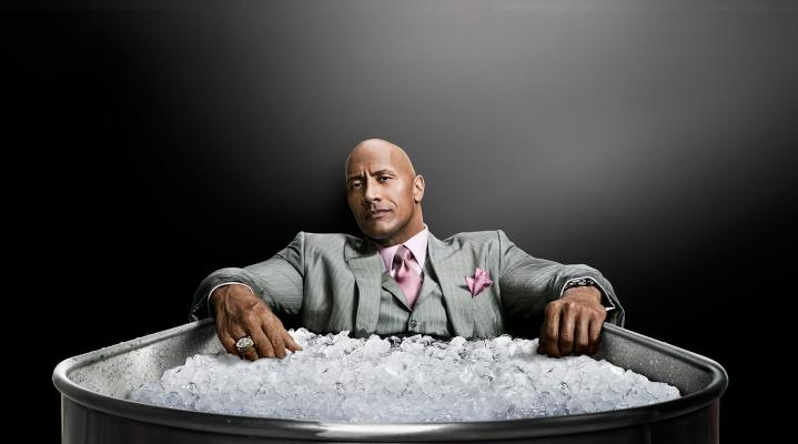 Dwayne Johnson 4K Wallpaper 2220