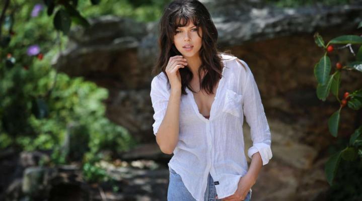 Georgia Fowler Hot Woman Celerity HD Wallpaper 2241
